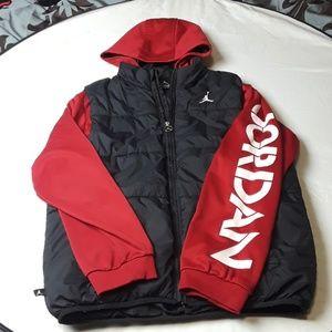 4dc1e2263ddc29 Jordan Jackets   Coats - Jordan classic 2fer jacket